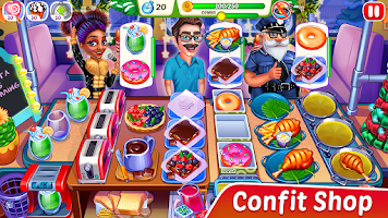 Christmas Fever : Cooking Games Madness