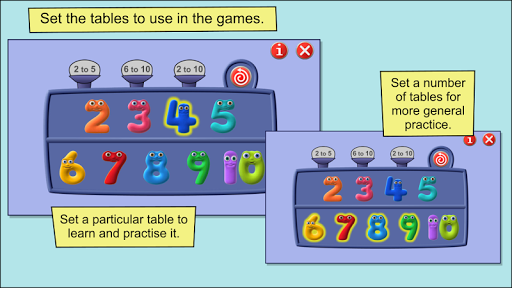 Times Tables - Numberjacks For PC Windows (7, 8, 10, 10X) & Mac Computer Image Number- 28