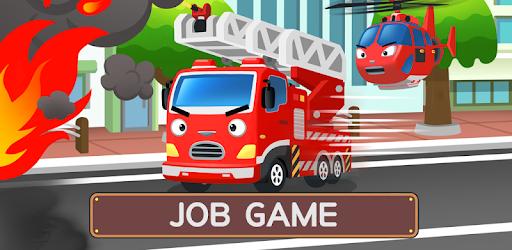 Tayo Job Kids Game Package Aplikasi Di Google Play