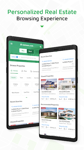 Zameen - No.1 Property Search and Real Estate App 3.6.4.2 screenshots 1