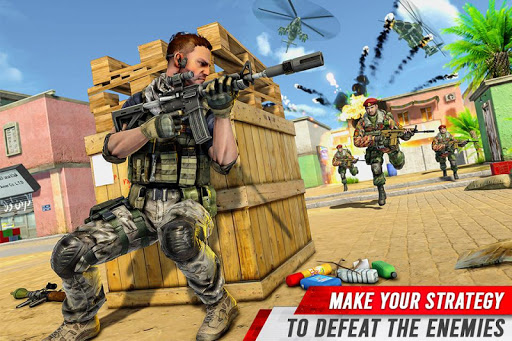 Télécharger Gratuit FPS Gun Shooter - Jeux de tir contre le terrorisme apk mod screenshots 5