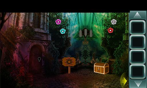 challenge castle escape game screenshot 2