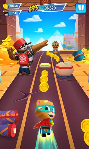 Talking Tom Hero Dash - Run Game 2.2.1.1300 screenshots 5