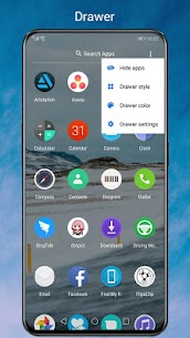 O Launcher 2021 Mod Apk (Premium Features Unlocked) 3