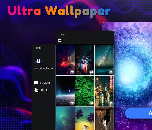 Ultra 3D Wallpaper hack tool