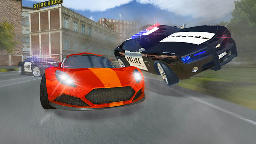 Police Car Chase : Hot Pursuit 2.6 screenshots 2