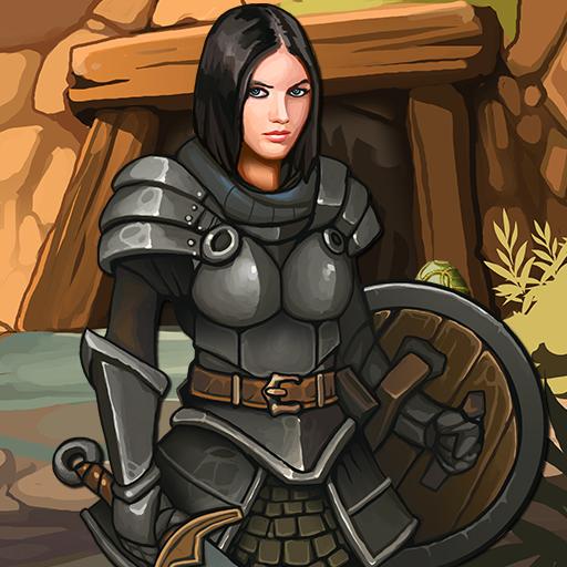 Moonshades: dungeon crawler RPG game