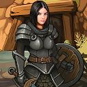 Moonshades: Dungeon Crawler - Offline RPG Quest