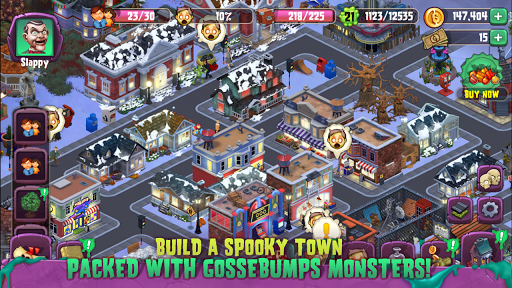 Goosebumps HorrorTown - The Scariest Monster City! 0.9.0 screenshots 1