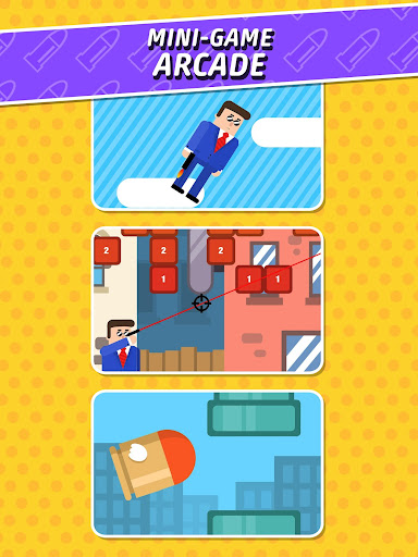 Mr Bullet - Spy Puzzles screenshots 11