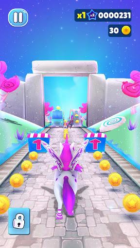 Magical Pony Run - Unicorn Runner 1.6 screenshots 2