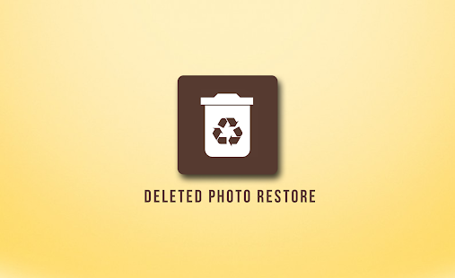 Deleted Photo Recovery Screenshot