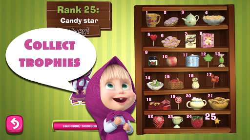 Masha and The Bear Puzzle Game 2.7 screenshots 18