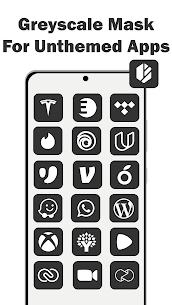 MiUi 12 Dark Icon Pack v5.4 MOD APK 4