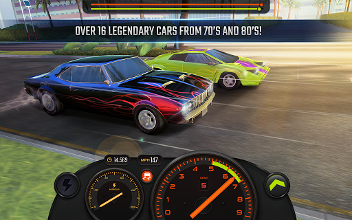Racing Classics PRO: Drag Race & Real Speed apkpoly screenshots 1