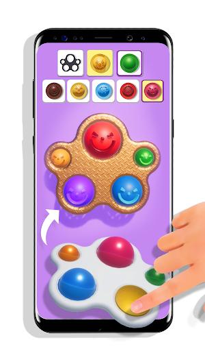 DIY Simple Dimple! Pop It Fidget Toys Set  screenshots 11
