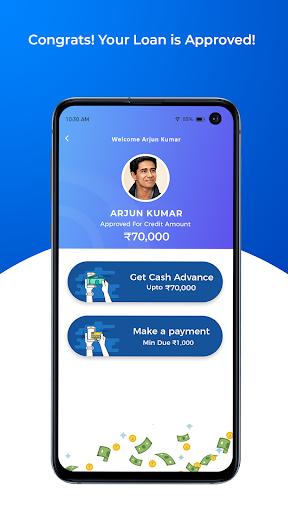 Instant Personal Credit Line Loan App - FlexSalary apktram screenshots 6