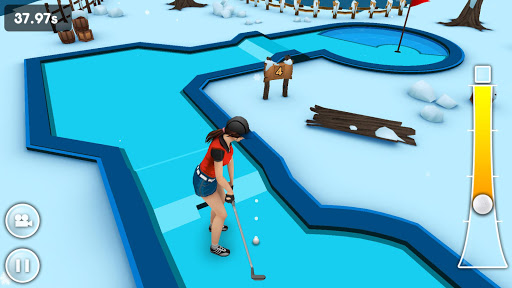 Mini Golf Game 3D  screenshots 8