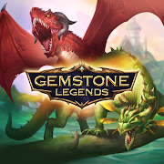 Gemstone Legends - epic RPG match3 puzzle game