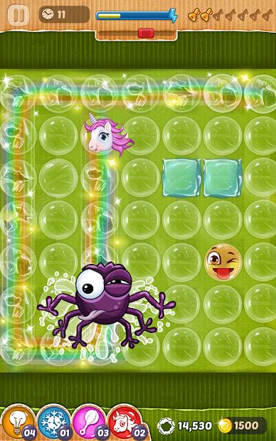 Screenshot 13 de Revienta burbujas - Juego de estallido de burbujas para android