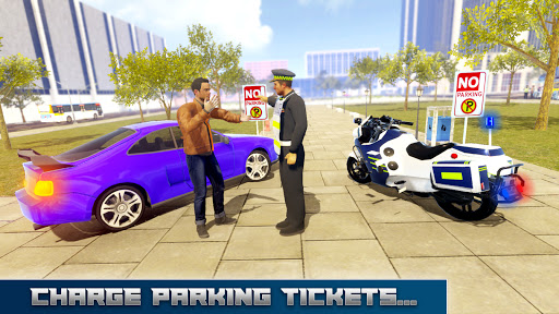 Traffic Police Simulator - Traffic Cop Games Apkfinish screenshots 13