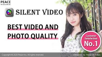 Silent Video Camera [High Quality]