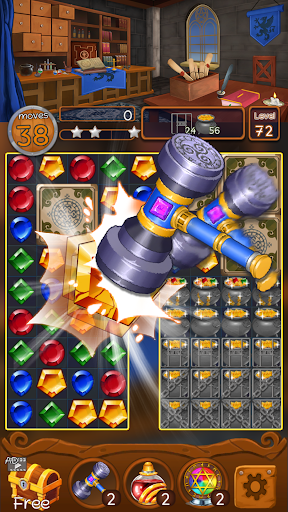 Jewels Magic Kingdom: Match-3 puzzle 1.8.20 screenshots 8