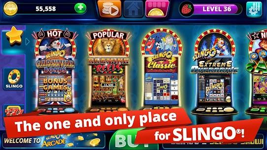 Slingo Arcade: Bingo Slots Game 1