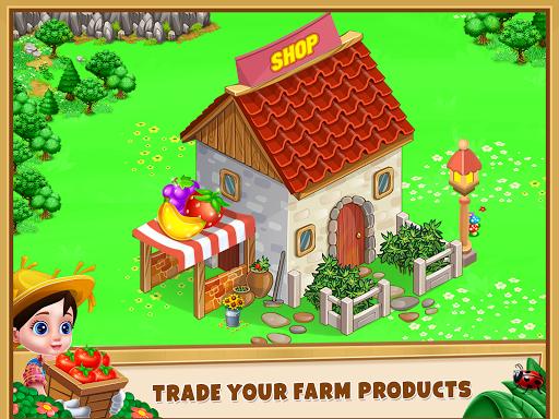 Farm House - Farming Games for Kids apkmr screenshots 11
