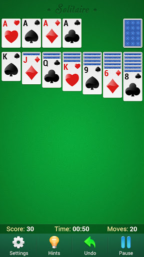 Solitaire - Classic Klondike Solitaire Card Game 1.0.41 screenshots 1