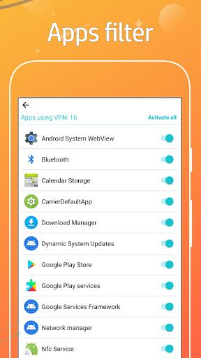 Speed VPN - Unlimited VPN, Fast, Free & Secure VPN android2mod screenshots 7