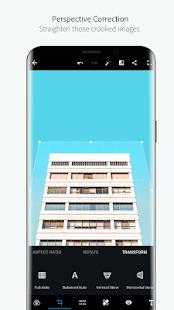 Adobe Photoshop Express:Photo Editor Collage Maker Screenshot