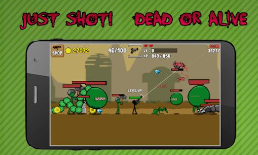 Stickman And Gun v 2.1.6 Mod (Unlimited Money/Skill) 5