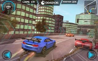 Mega Ramp GT Chained Car Stunts Free
