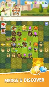 Merge Estate! Mystery Town Mod 0.10.0 Apk [Unlimited Money] 1