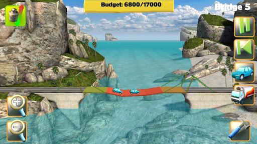 Bridge Constructor FREE 10.0 screenshots 1
