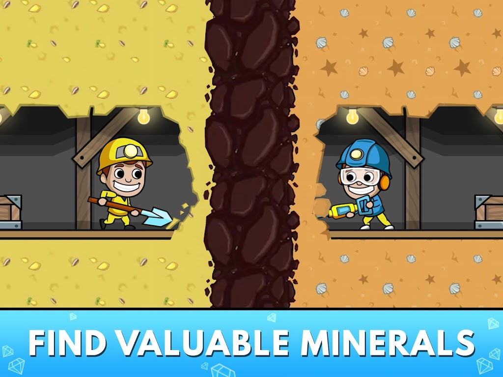 Idle Miner Tycoon: Mine & Money Clicker Management  poster 10