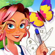 Colorville: Coloring Comes to Life