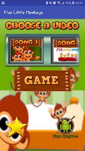 five little monkeys videos hack