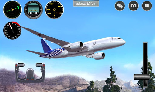 Plane Simulator 3D 1.0.7 Screenshots 1
