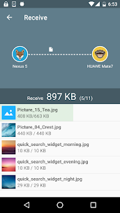 Easy Share : WiFi File Transfer (FULL) 1.2.68 Apk 4