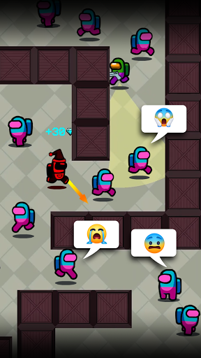 Crewmate Imposter - Assassin Hunter Killer android2mod screenshots 10