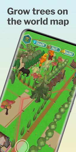 Plant The World - Multiplayer GPS Location Game apklade screenshots 1