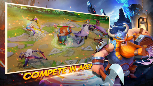 Age of Guardians - New RPG Idle Arena Heroes Games 1.0 screenshots 4