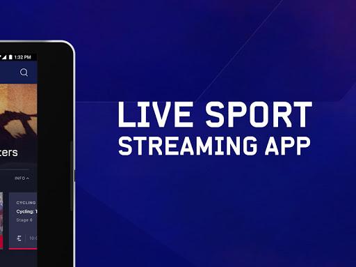 Eurosport Player - Live Sport Streaming App modavailable screenshots 11