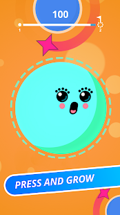 Pump the Blob! Screenshot
