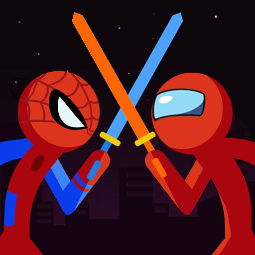 Spider Stickman Fight 2 - Yüce Çöp Adam Savaşçı