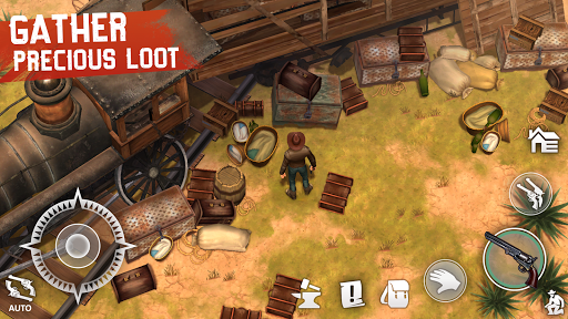 Westland Survival - Be a survivor in the Wild West  screenshots 5