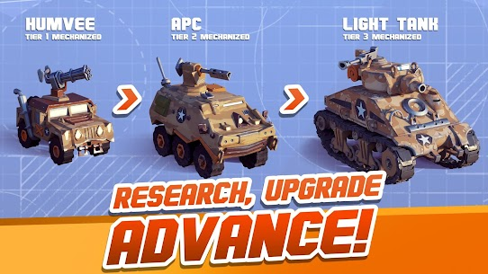Hardhead Squad: MMO War 1.15.14287 Apk 5