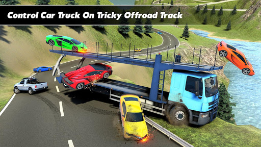 Car Transport Truck Games : Cruise Ship Simulator 1.0.9 Screenshots 14